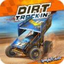 دانلود Dirt Trackin Sprint Cars 3.3.2 - بازی ماشین سواری در جاده ها خاکی اندروید